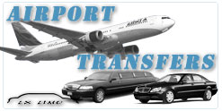 Philadelphia Airport Transfers and airport shuttles