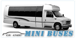 Mini Bus rental in Philadelphia, PA