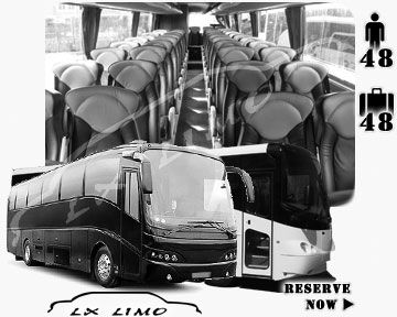 Philadelphia coach Bus for rental | Philadelphia coachbus for hire