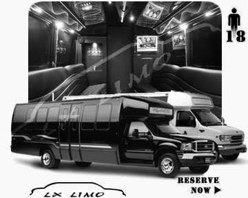 Philadelphia Party Bus party Bus | 18 passenger PartyBus in Philadelphia