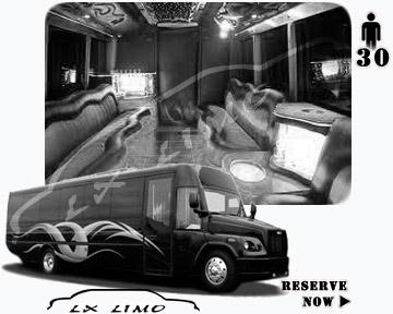 Party Buses for Prom in Philadelphia | Philadelphia Partybus