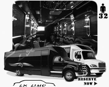 Philadelphia Party Bus rental