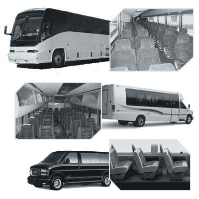 Philadelphia Coach Bus rental